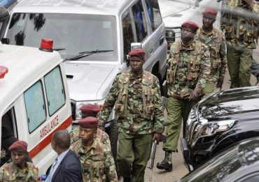 Five terror suspects arrested in Nairobi