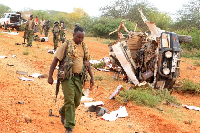 UPDATE: Kenya hunts down al-Shabaab fighters after deadly attack