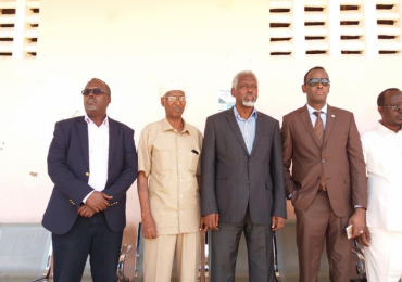 Galmudug reconciliation committee in Dhusamareb to kick off the process