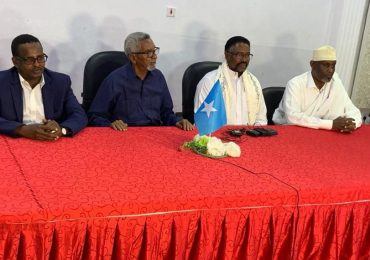 Somali Upper and Lower House of parliament agree to strengthen relations