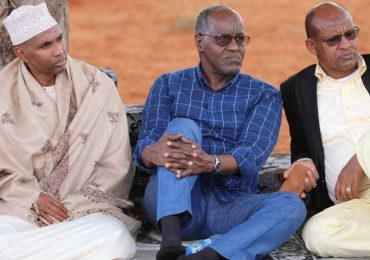 Kheire and Galmudug reconciliation committee discuss over an upcoming conference