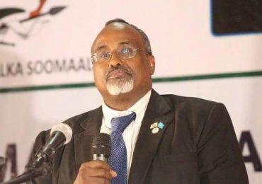 Hirshabelle leader heads to Dhusamareb to meet Somali PM