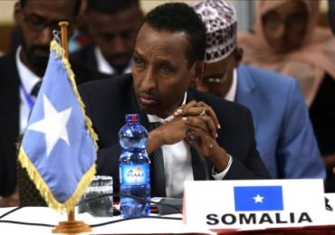 Mogadishu: Somali FM holds talks with foreign diplomats