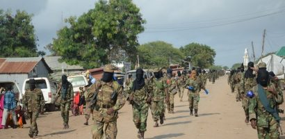 Somali government says it destroyed Shabaab base in Middle Jubba