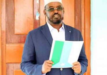 Ahmed Islam re-elected in Jubbaland controversial election
