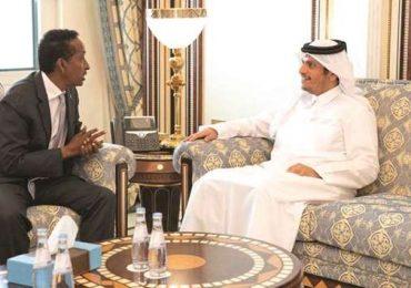 Qatar pledges to build new port in central Somalia