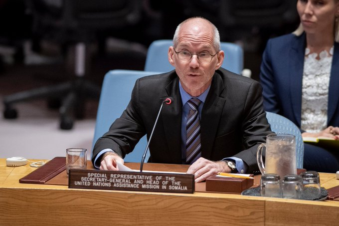 UN expresses its readiness to Somalia fight against COVID-19