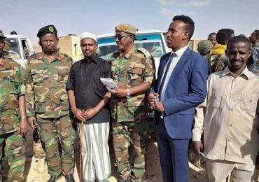 DAAWO SAWIRRO: Dowladda Puntland oo soo bandhigtay saraakiil sare oo ka soo goostay Somaliland (Ogow Sababta!)