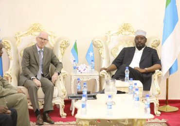 UN envoy reiterates his call for free and fair elections in Jubbaland