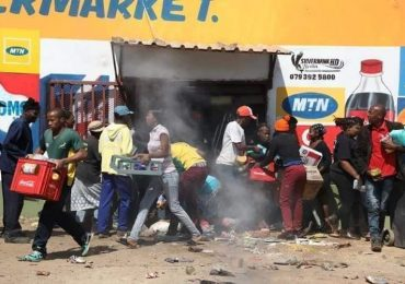 AU condemns xenophobic attacks in South Africa