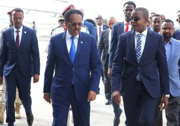 Somali President back in Mogadishu after United Nations General Assembly