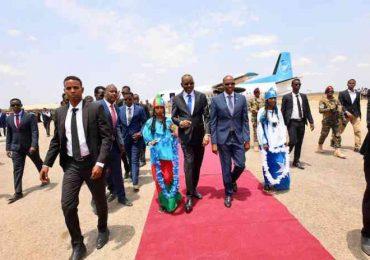 UPDATE: Somali PM Kheyre tours Southwest state