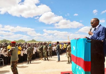 Somali PM pledges to rebuild Hudur sports stadium