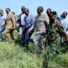 DAAWO SAWIRRO: Madaxweynaha Somaliland 'Muuse Biixii' oo kormeereay mashaariicda dhulka lagu beerayo