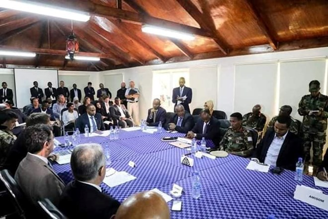Somalia and its partners agree to step up war on al-Shabaab