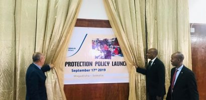 UN and AU welcome launching of Social protection policy in Somalia