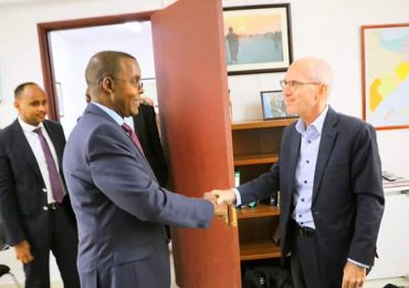 Mogadishu mayor calls on UN to take part in rebuilding of the City