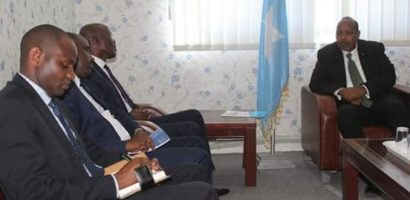 Somalia sends protest letter to Kenya over violation of its airspace