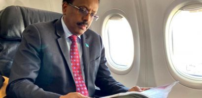 President Farmajo departs to Moscow for Russia-Africa summit