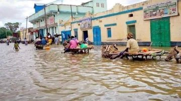 More than a half a million Somalis affected by flooding, UN