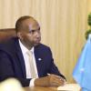 Somali PM meets World Bank Vice President in Mogadishu