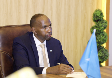 Somali PM and Swedish ambassador discuss strengthening cooperation