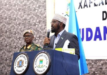Jubbaland leader calls for end to political stalemate with federal government