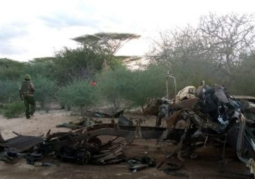 Ten Kenyan police killed in EID blast near Garissa