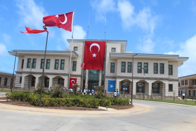 Turkey affirms blasts will not alter its mission to support Somalia
