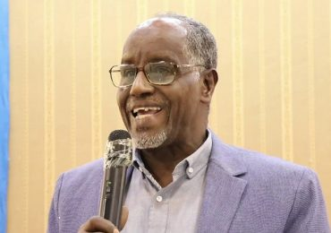 Interior Minister in Dhusamareb for Galmudug elections