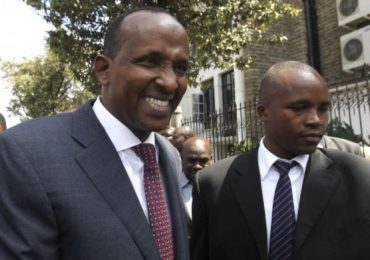 Kenyan majority leader refutes possession of Somali citizenship