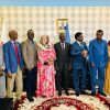 Djibouti national assembly speaker arrives in Mogadishu