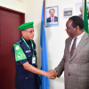 AMISOM's new Police Commissioner assumes office