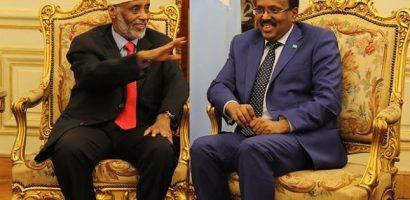 Former Somali President calls for unity among politicians