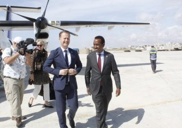 Somali and Danish FMs agree to enhance bilateral relations