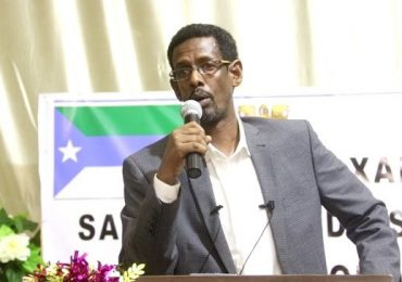 Jubbaland deputy leader in Mandera following a rejection by locals in Gedo region