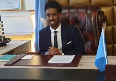 Son of slain Mogadishu mayor appoints to Somali UN mission