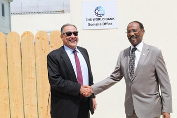 World Bank opens a new office in Somalia