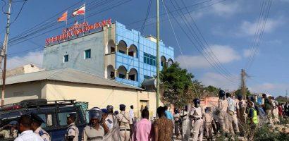 Somaliland's Wadani leaders break police block to access headquarters