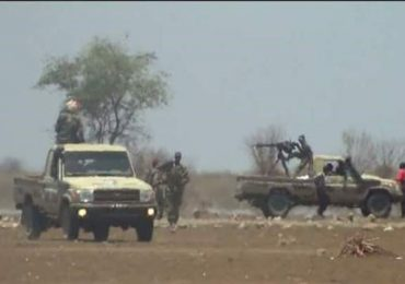 SNA clashes with al-Shabaab in Gedo