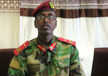 Sarkaal Sare oo  Muhiim u ahaa   Somaliland oo Ku Biiray Maamulka Puntland