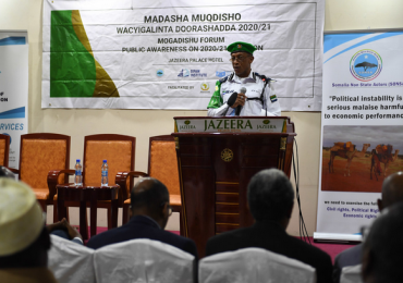 AMISOM expresses its readiness to secure next poll