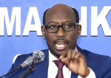 Somali opposition party suspends secretary-general for pro-govt views