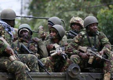 Kenya deploys troops its border with Somalia