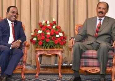 Ethiopia's first envoy in 20 years assumes office in Asmara