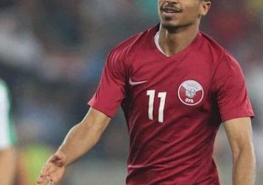 Somali born Qatari footballer wins Asian player of the year