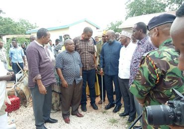Wajir County leaders discuss security a day after bus attack