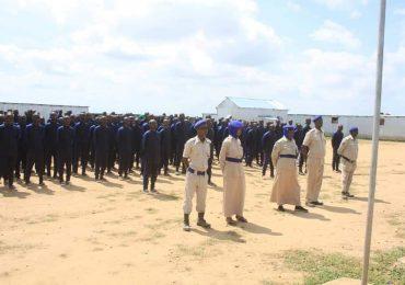 DAAWO SAWIRRO: HirShabeelle oo 200 Askari Tababar uga furtay magaalada Jowhar