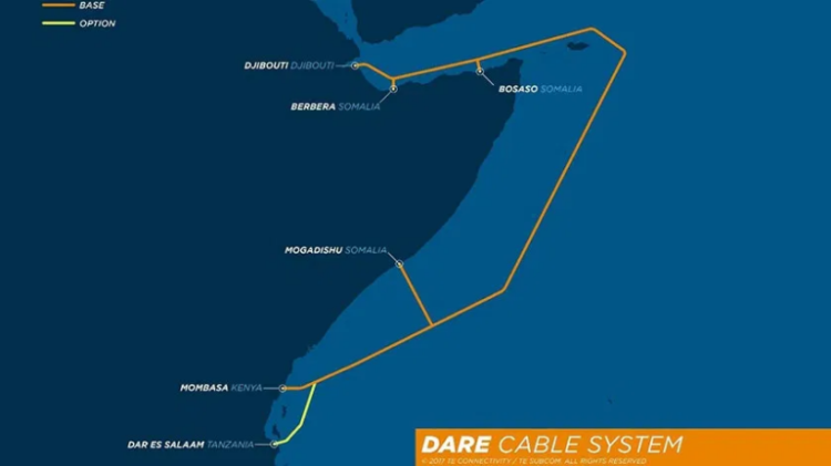 Djibouti and Somaliland authorities at loggerheads about submarine cable system