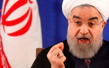 Iran's president says downing Ukrainian plane an 'unforgivable error